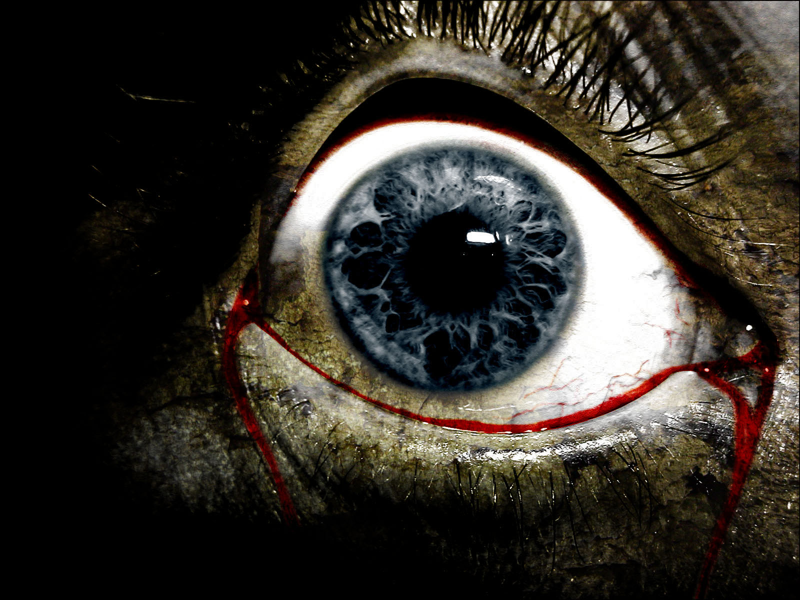 Creepy Hd Wallpaper: Scary Wallpapers, Pictures, Images