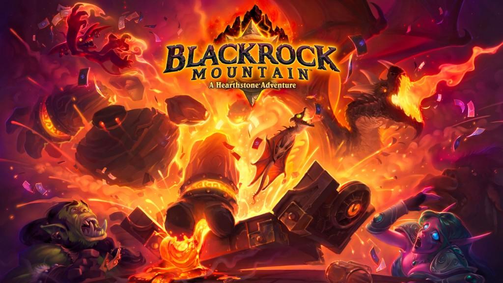 Blackrock Mountain: A Hearthstone Adventure Wallpaper