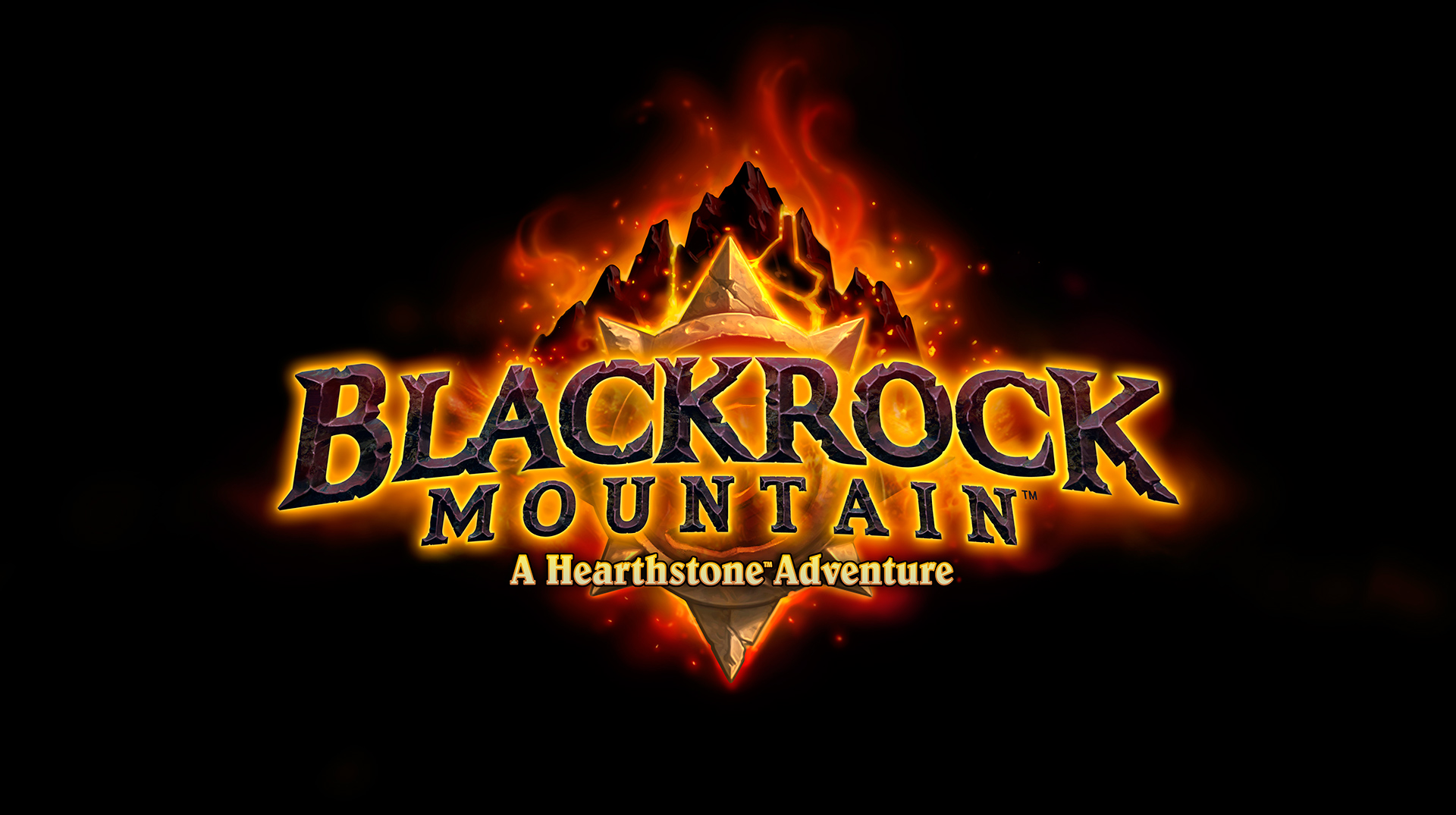 Blackrock Mountain: A Hearthstone Adventure Wallpapers ...