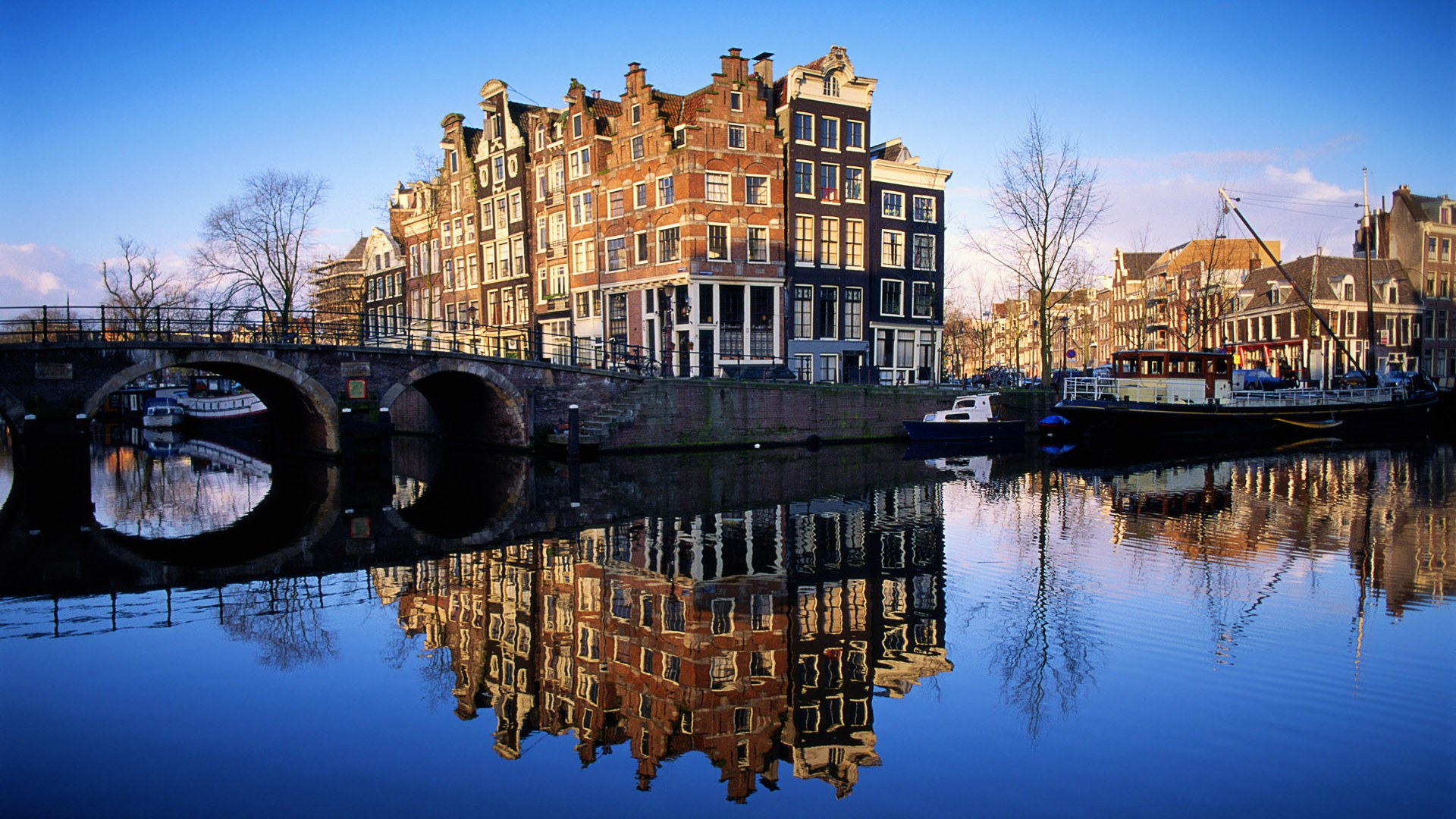 Amsterdam Wallpapers, ...
