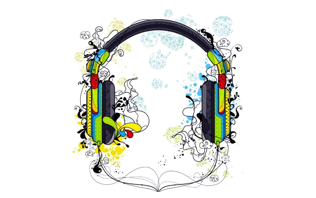 Headphone Wallpaper