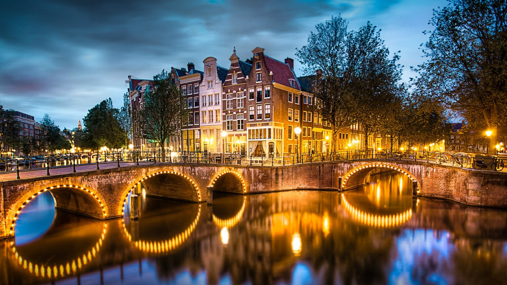 Amsterdam Wallpapers, Pictures, Images Pictures