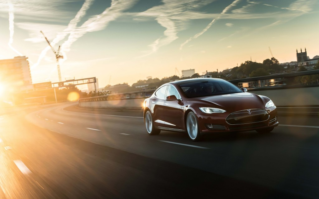 Tesla Wallpaper