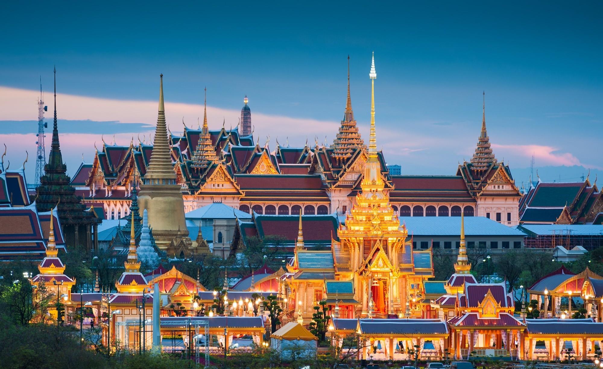 Image Result For London To Bangkok