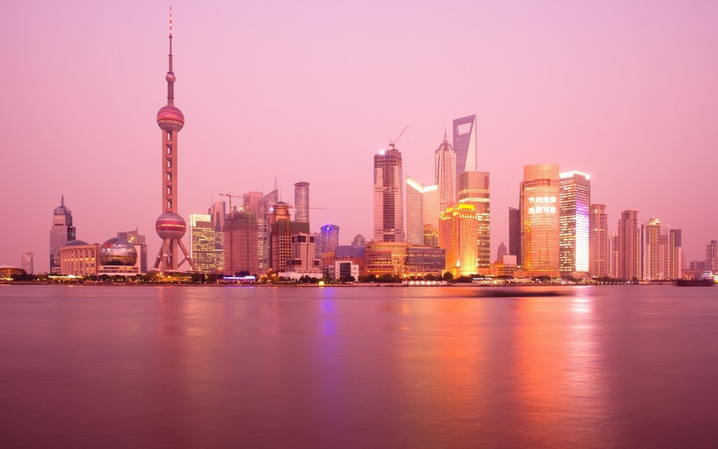 Shanghai Wallpaper