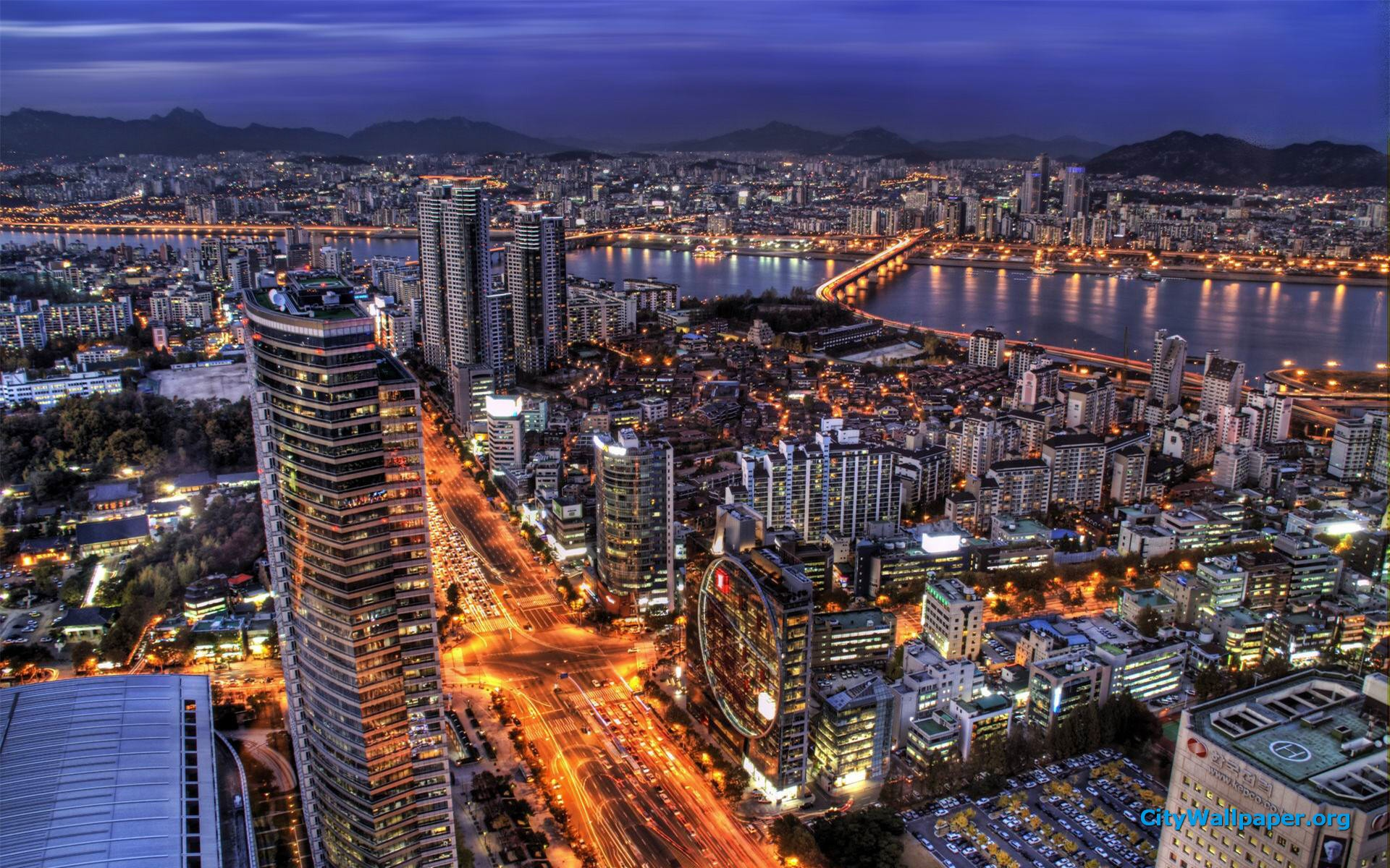 Seoul Wallpapers, Pictures, Images