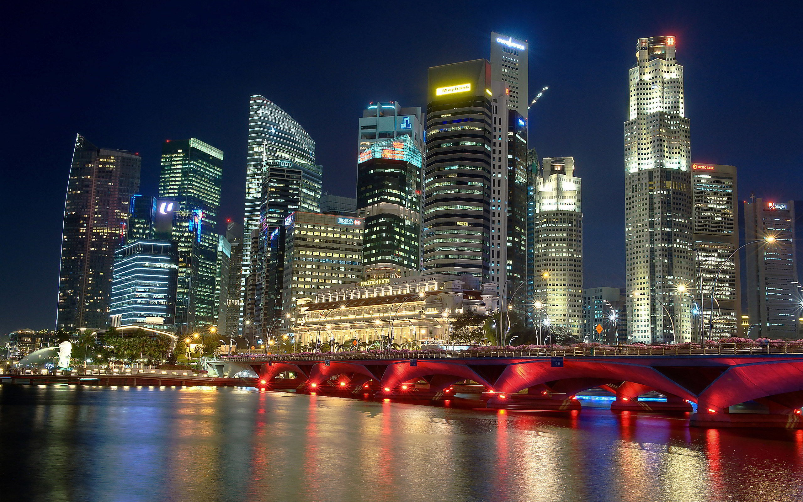 singapore wallpapers  pictures  images