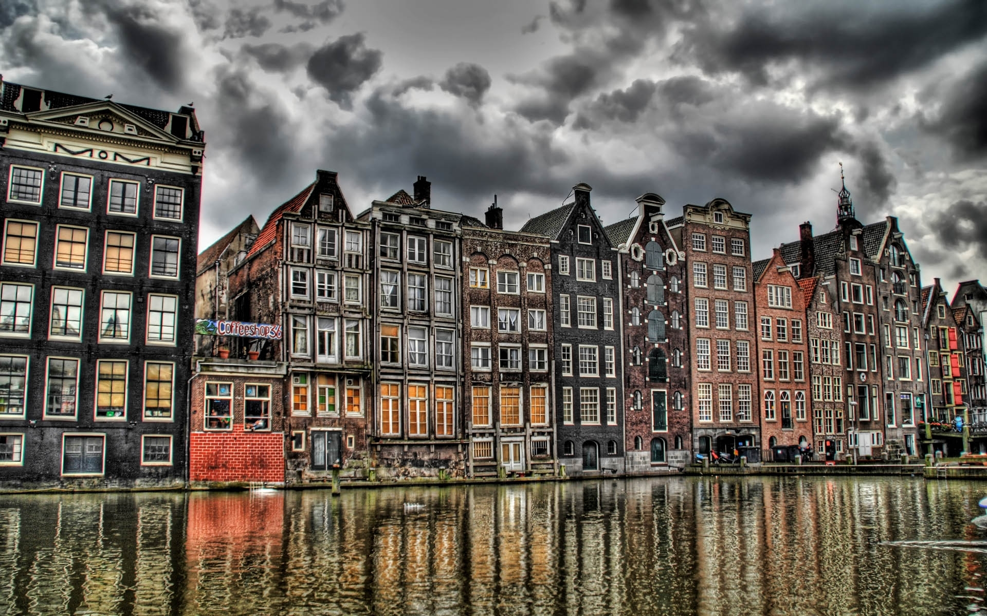 Amsterdam wallpapers pictures images - Wallpaper architektur ...