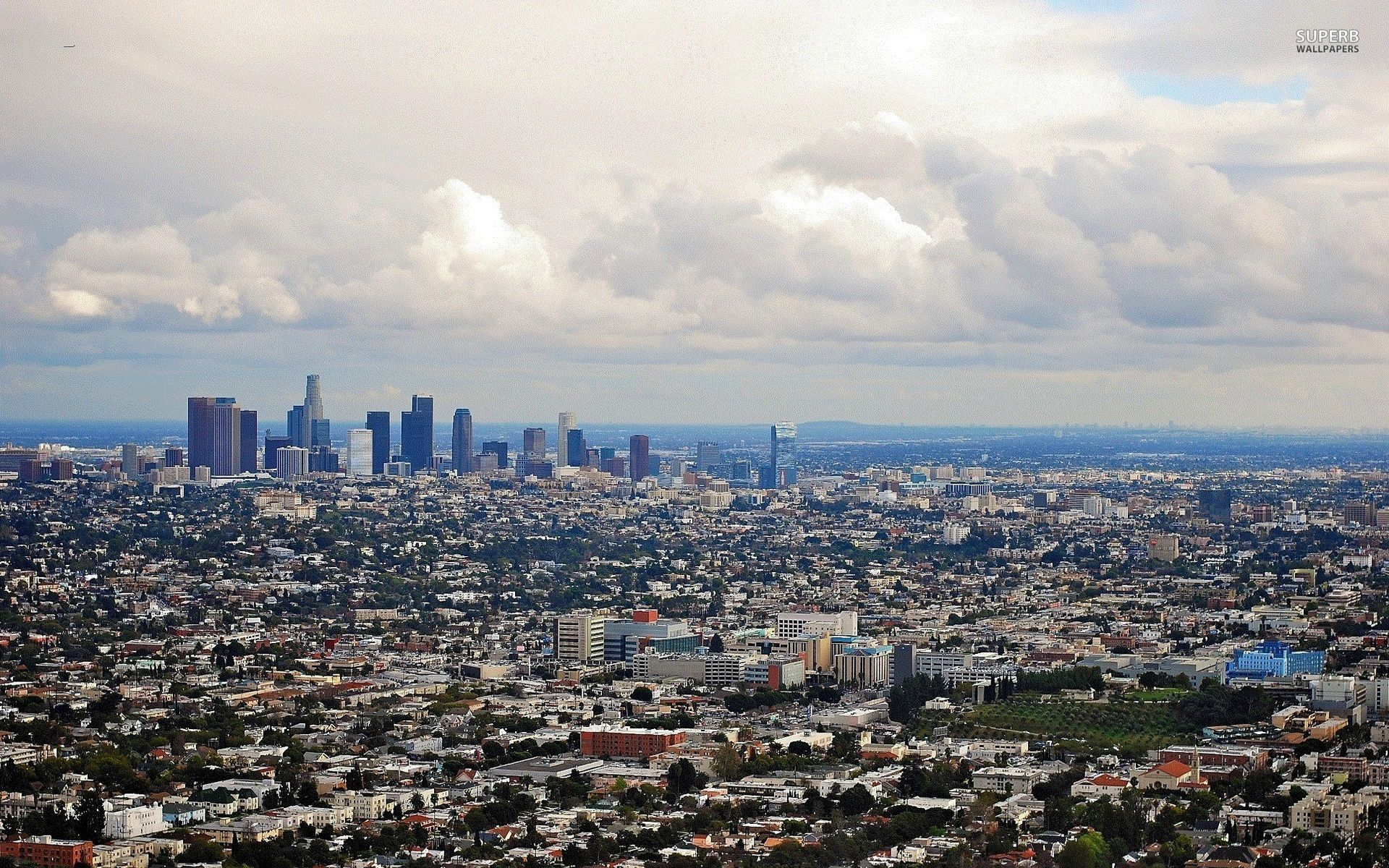 Los Angeles Wallpapers...