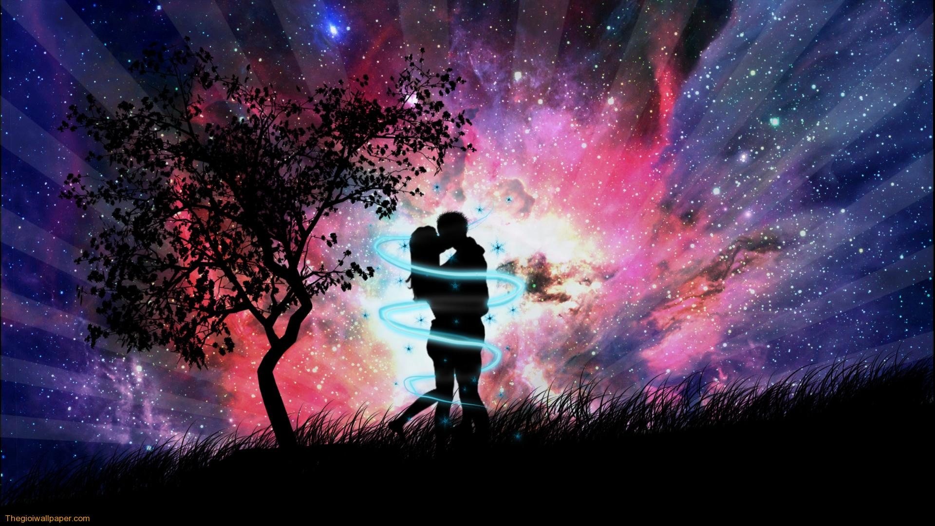 Very Beautiful Love couple Wallpaper : Kissing couple Wallpapers, Pictures, Images