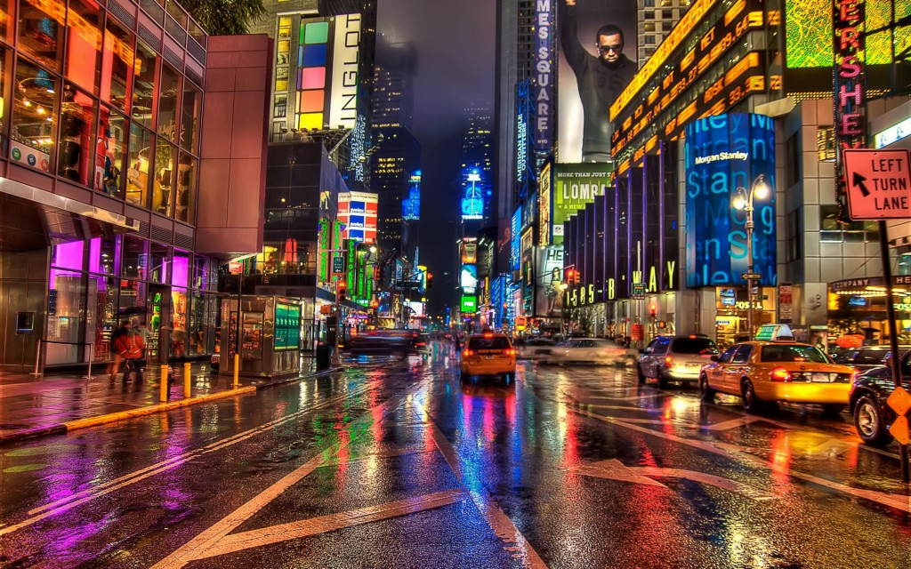 New York Wallpaper