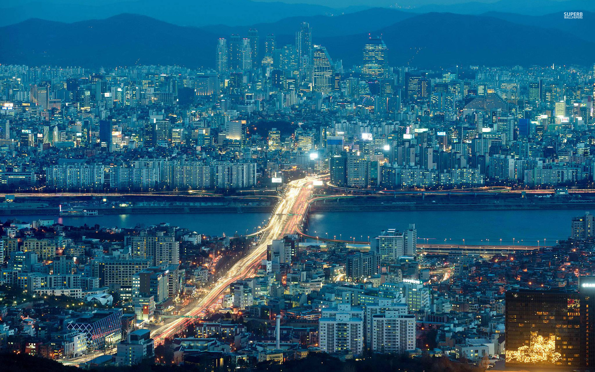 Korea Wallpaper: Seoul Wallpapers, Pictures, Images