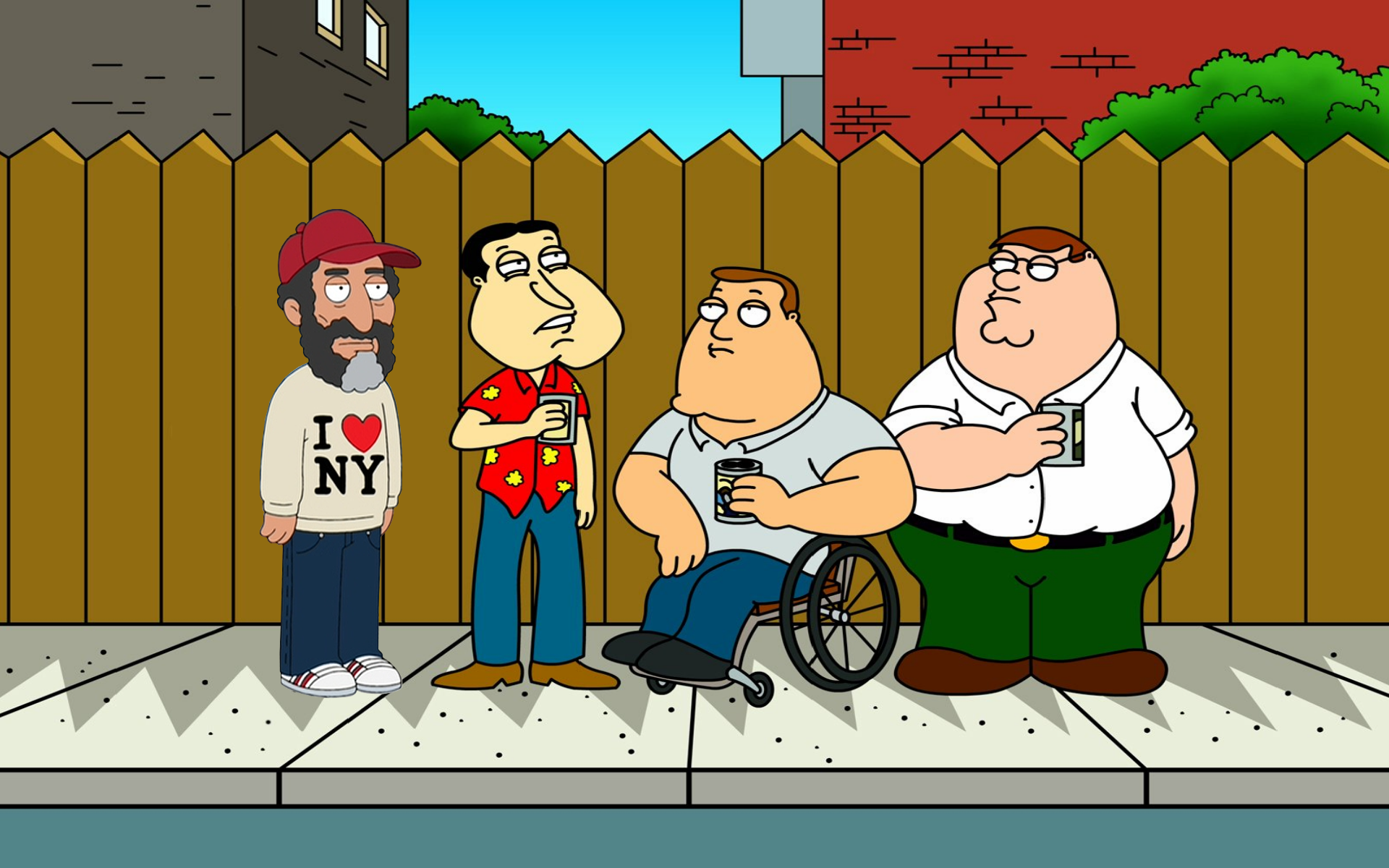 Family Guy Wallpapers, Pictures, Images