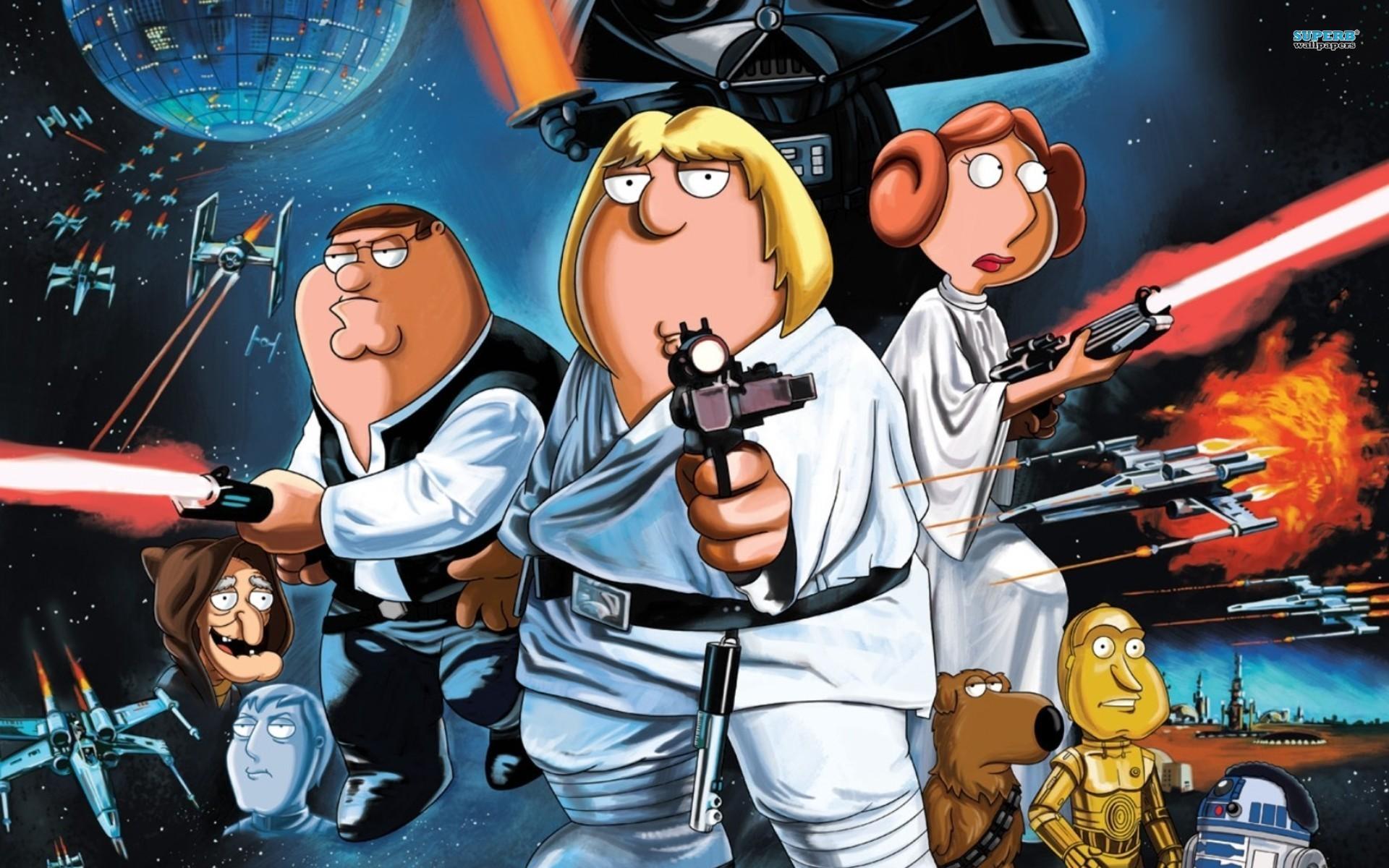 Family Guy Christmas Wallpaper - WallpaperSafari