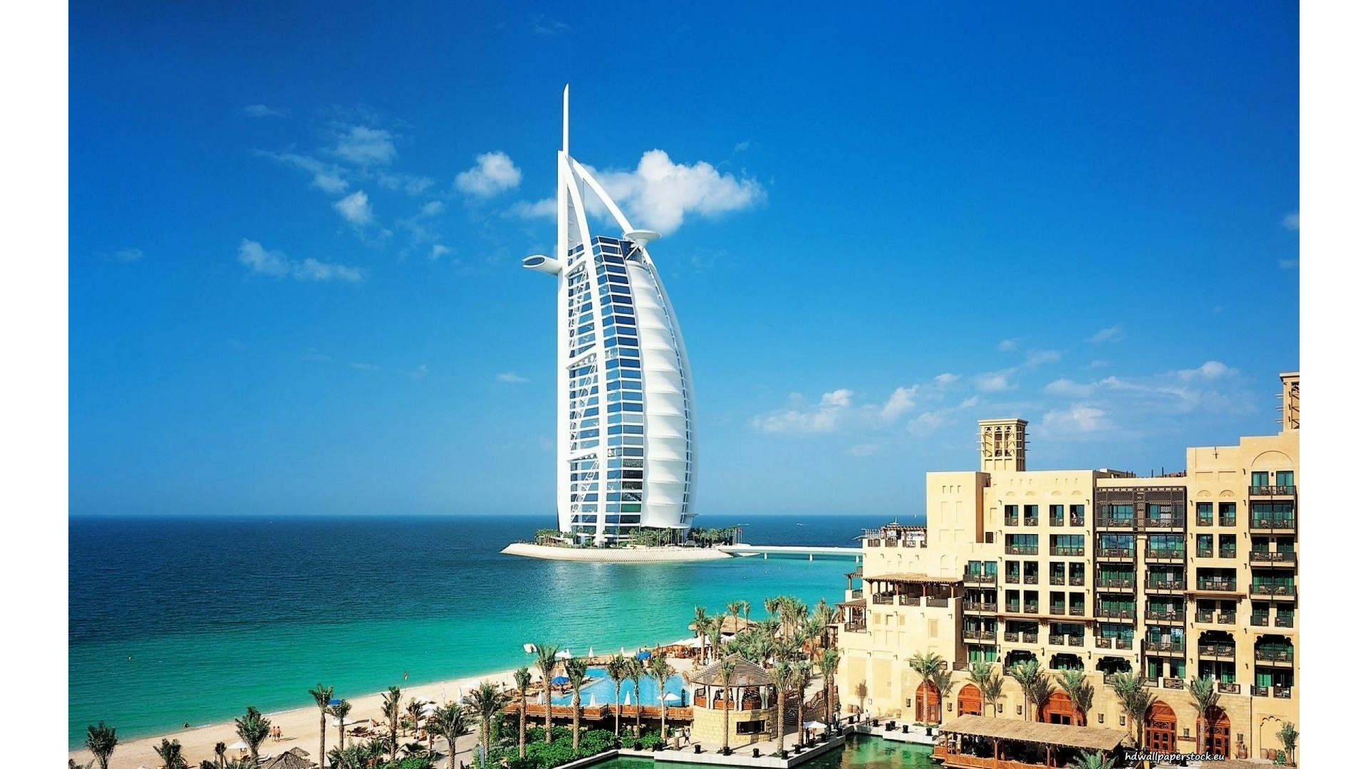 Burj al arab wallpapers pictures images for Burj arab dubai