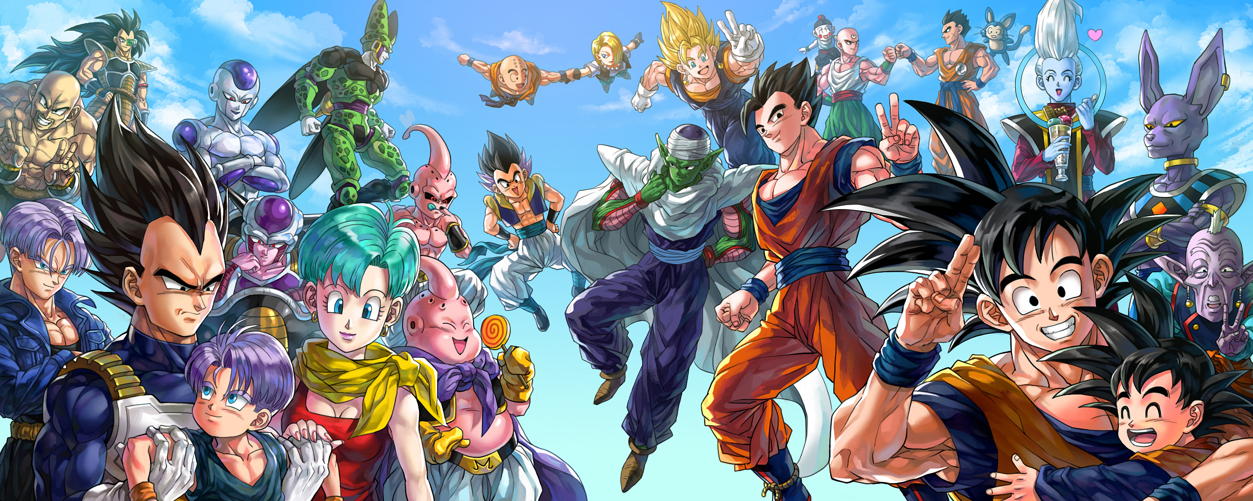 Dragon Ball Z Wallpapers Pictures Images