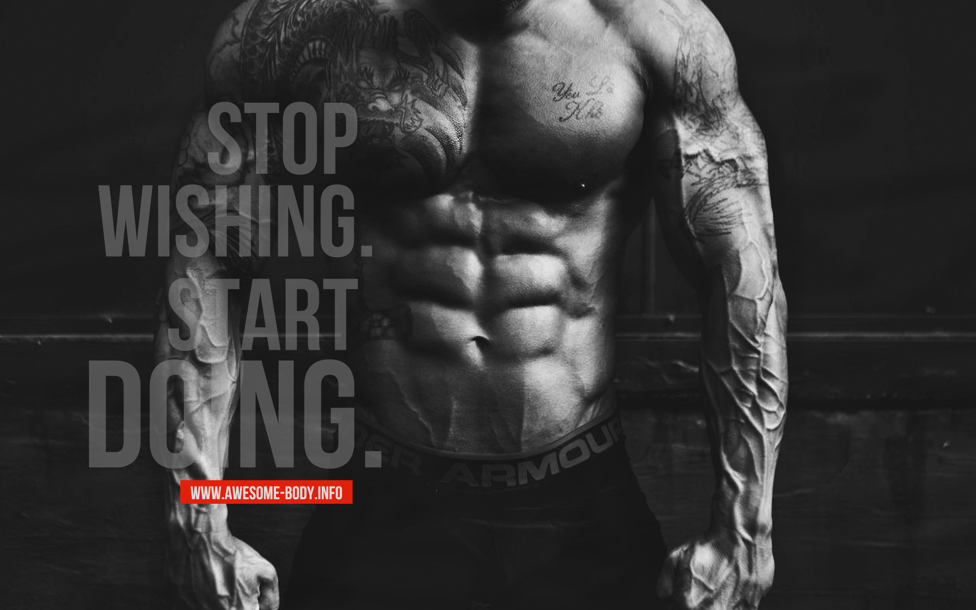 ... Motivational Workout Wallpaper ...