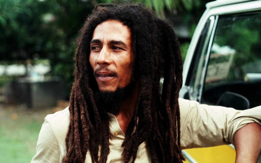 Bob Marley Widescreen Wallpaper 1920x1200