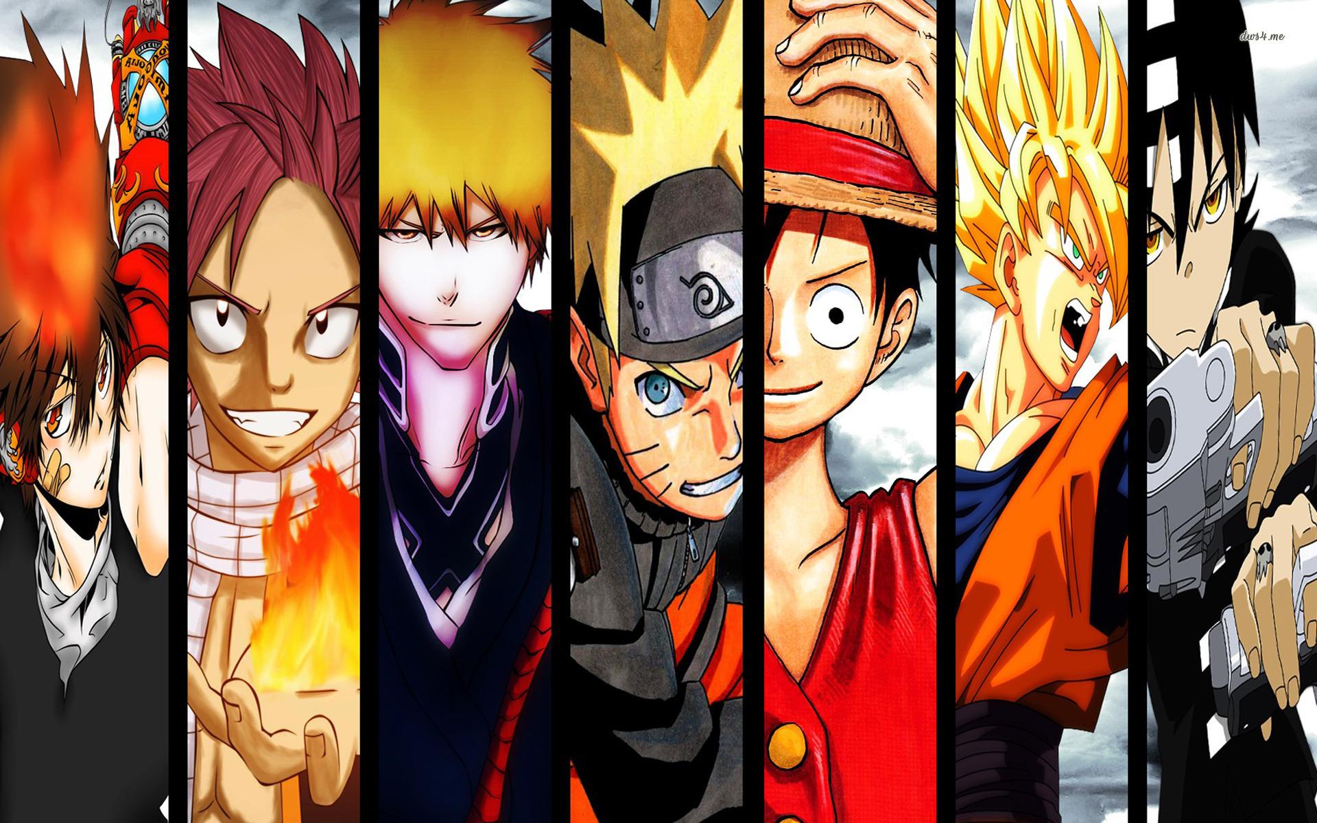 Beautiful Wallpaper Naruto Dbz - 3653-anime-medley-1920x1200-anime-wallpaper  Snapshot_784129.jpg
