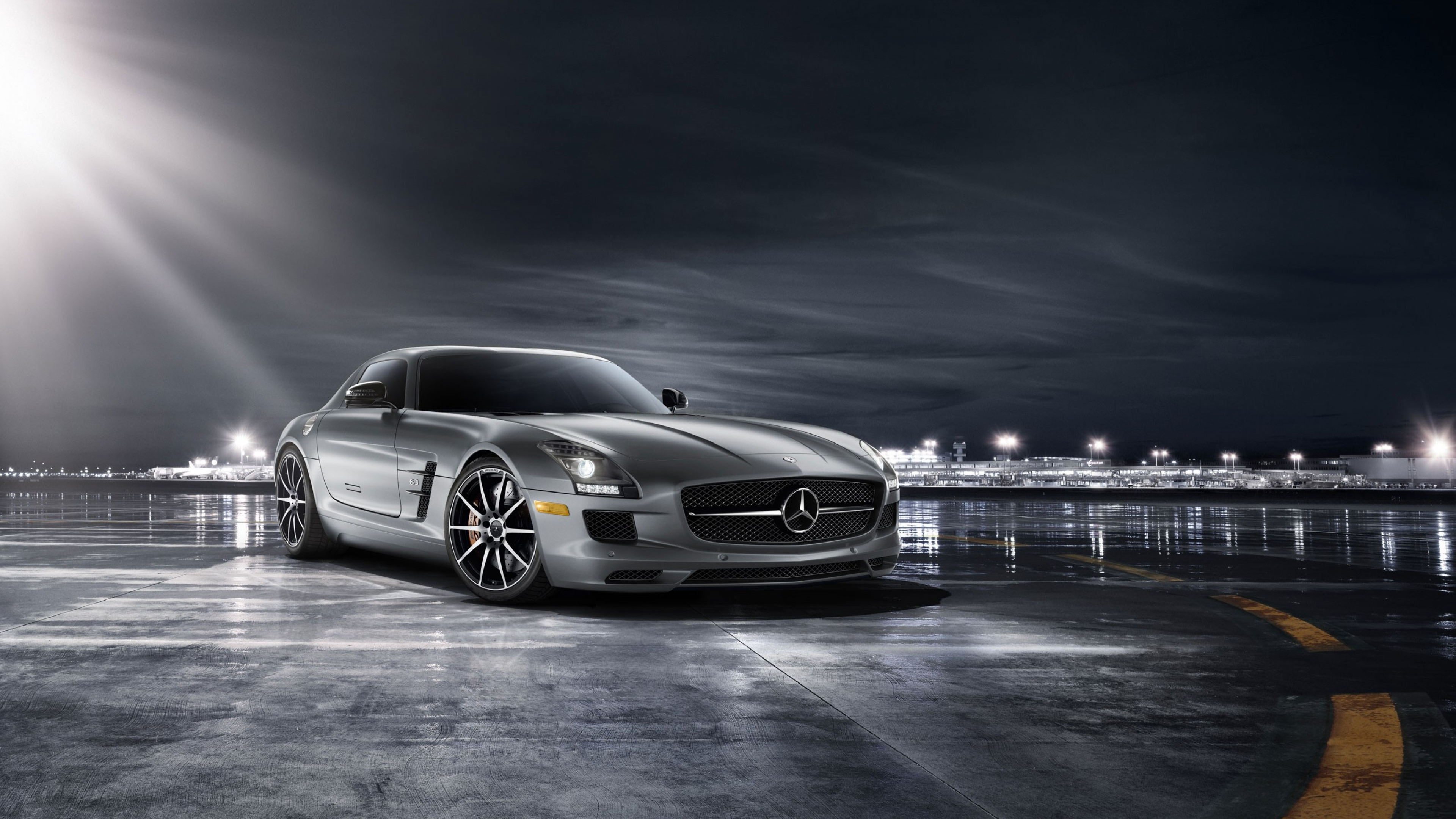 Mercedes benz sls amg wallpapers pictures images for Mercedes benz font download