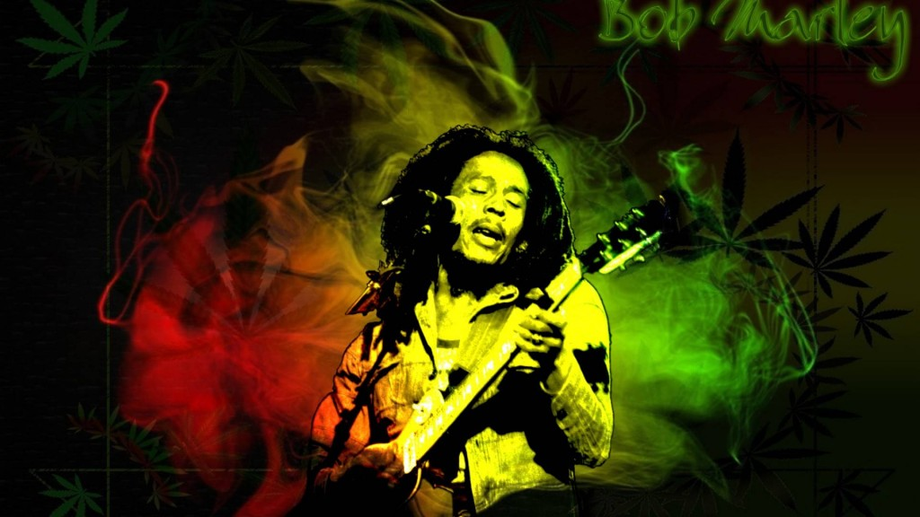 Bob Marley Full HD Wallpaper 1920x1080