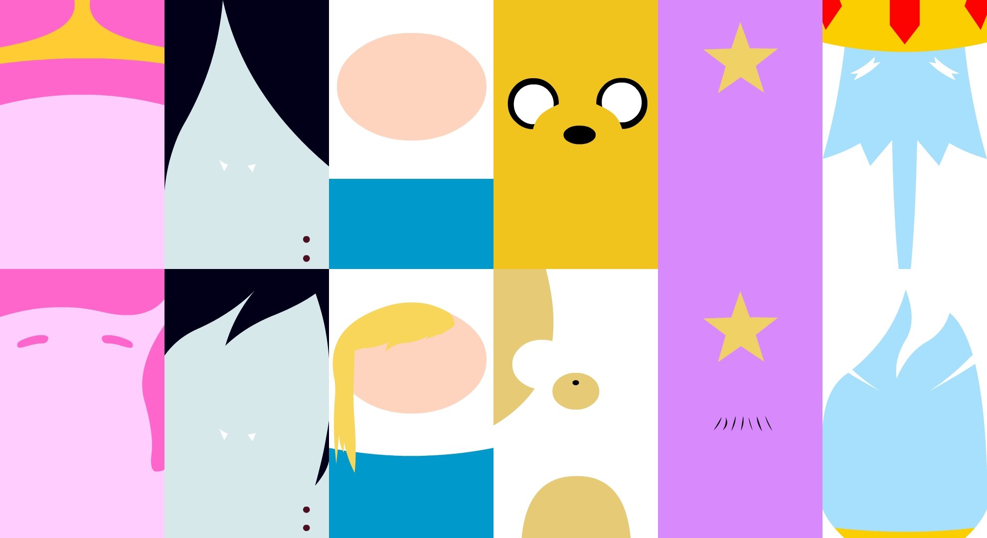 ... Adventure Time Wallpaper ...