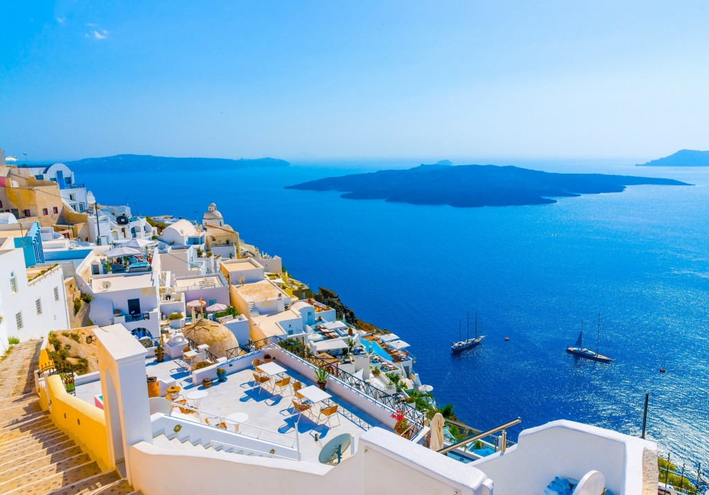 Greece Wallpaper
