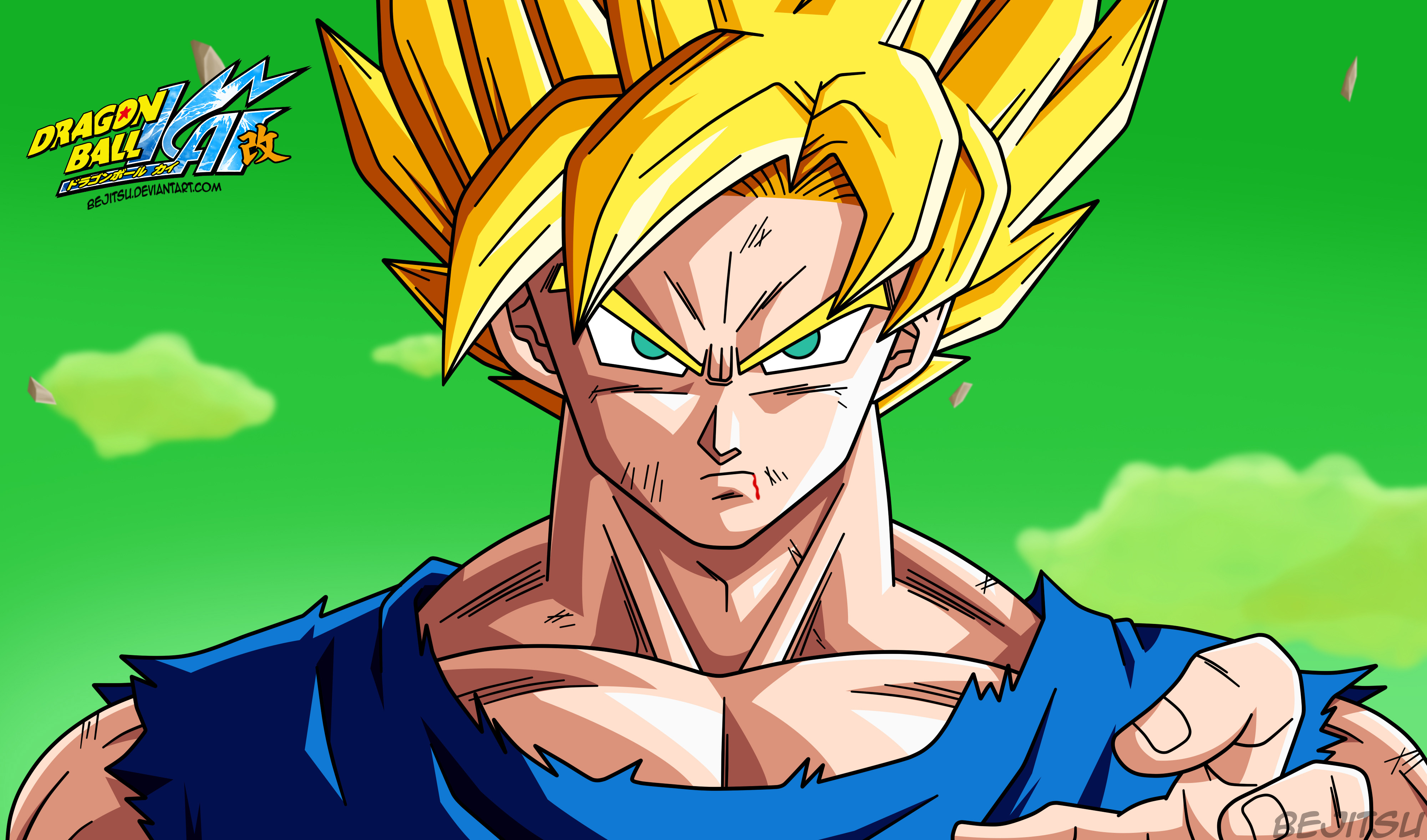 dragon ball z wallpaper - Dragon Ball Z Com