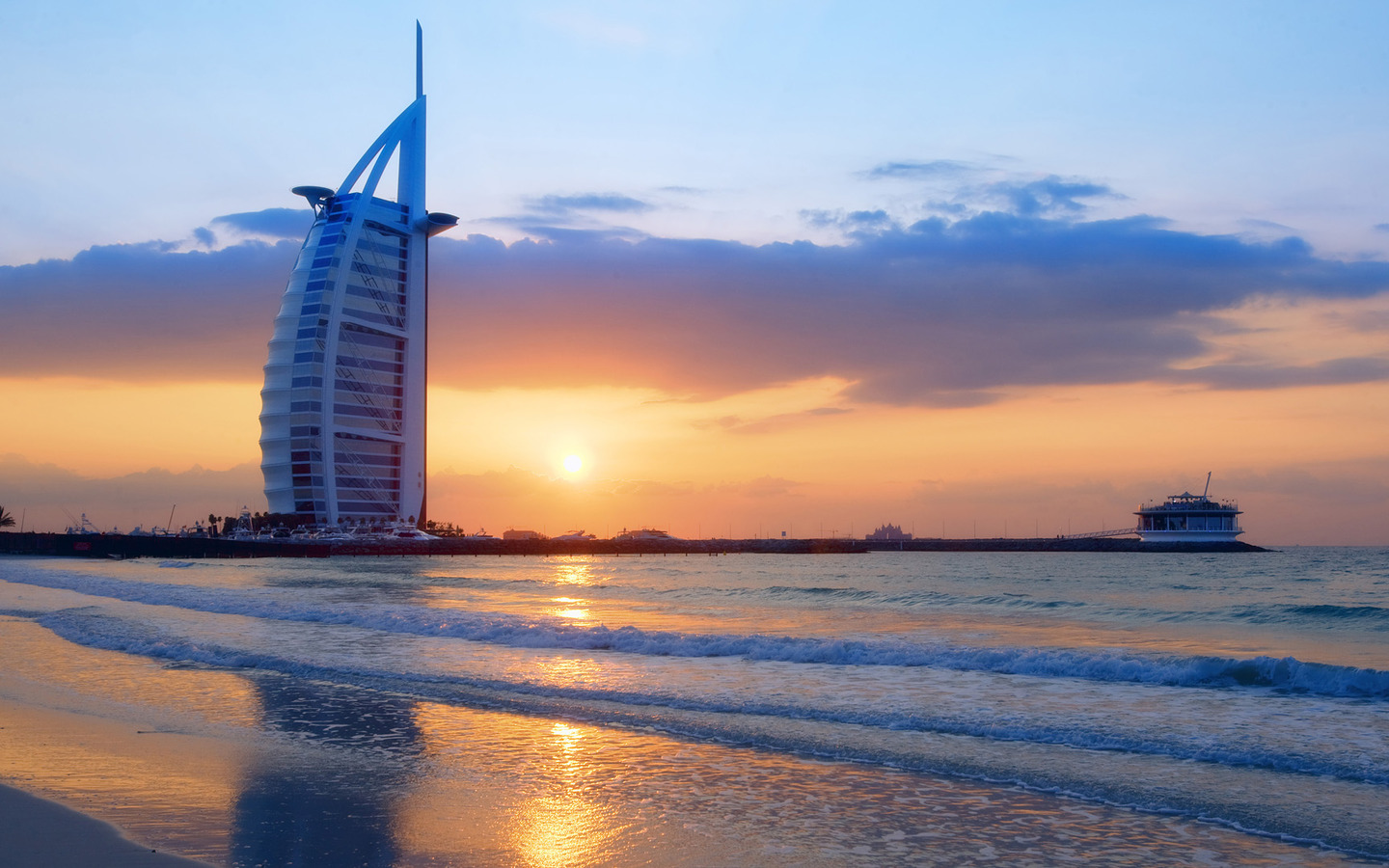 Burj al arab wallpapers pictures images for Videos dubai