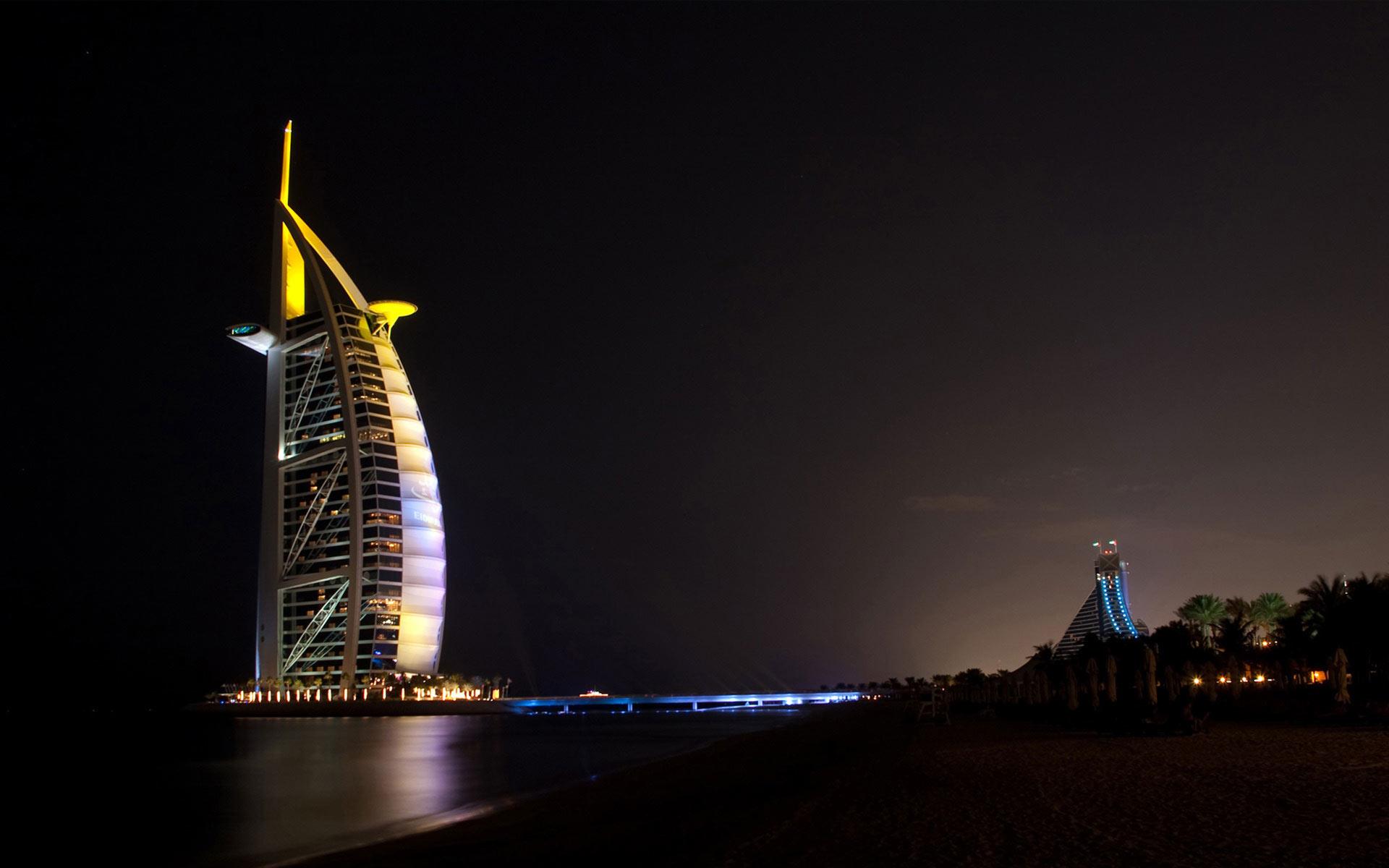 Burj al arab wallpapers pictures images for Burj al khalifa hotel