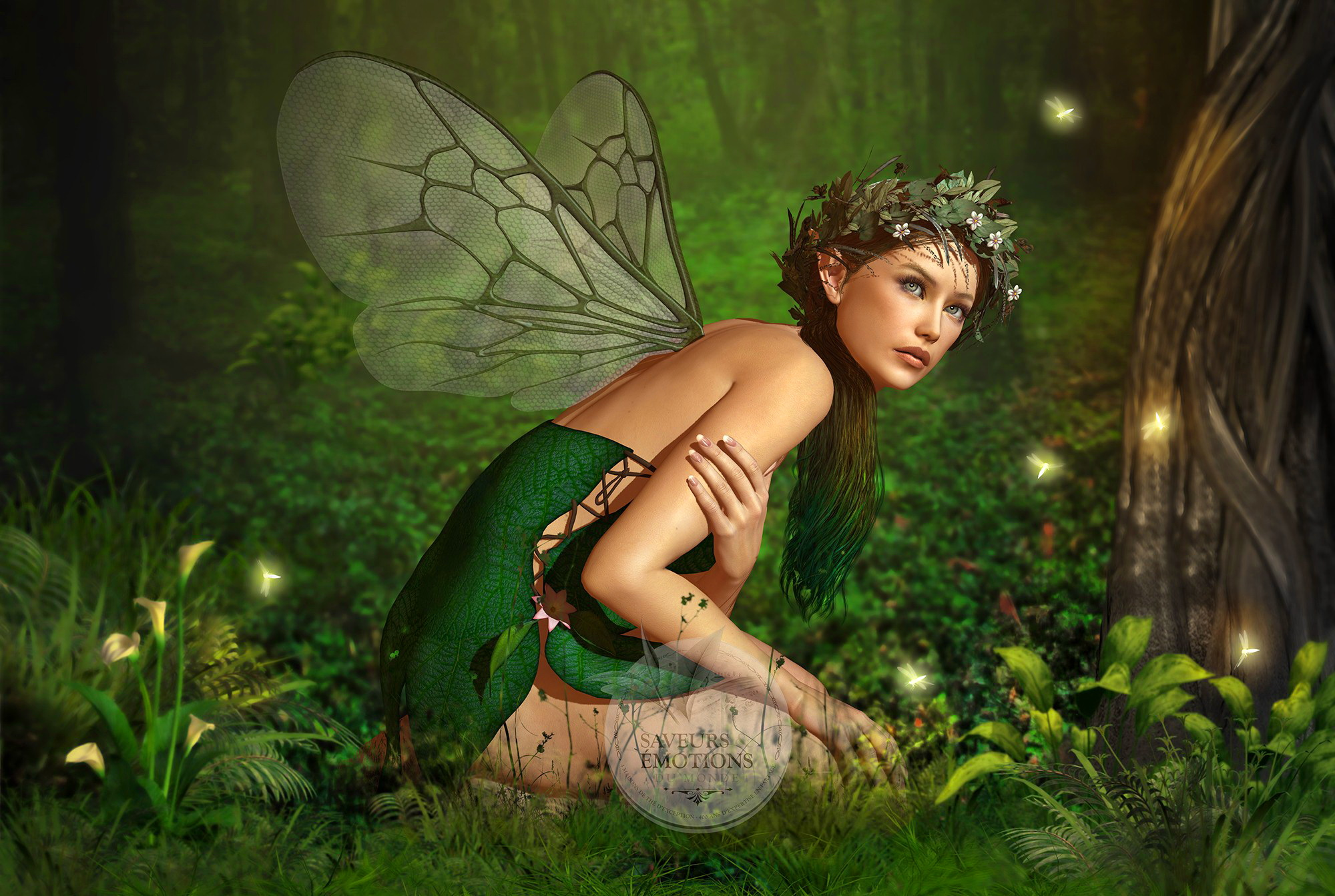 girl from a fairy - photo #19