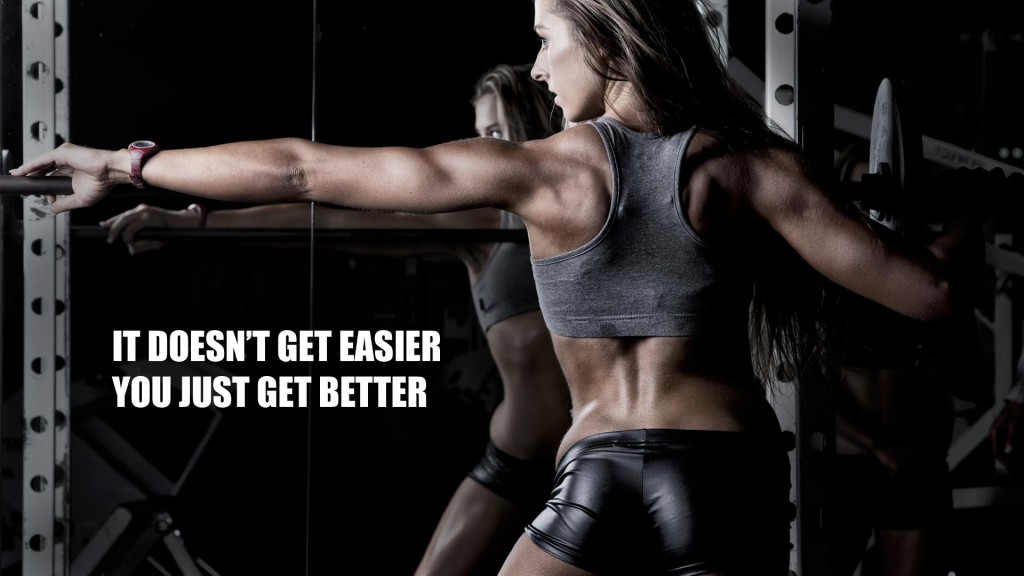 Motivational Workout Wallpaper