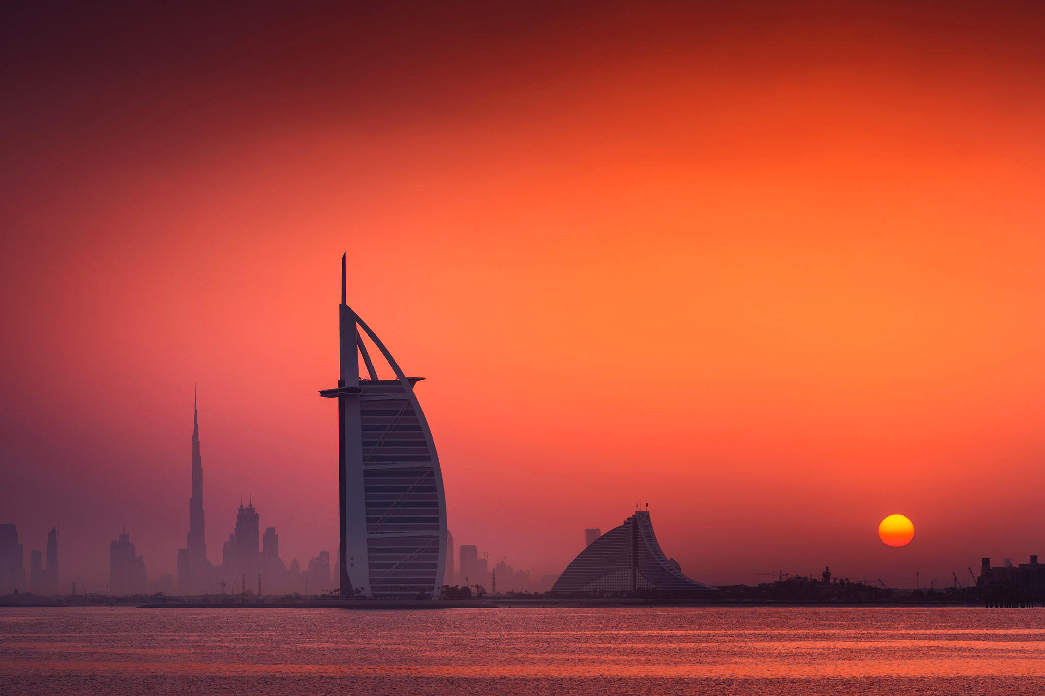 Burj Al Arab Wallpapers, Pictures, Images