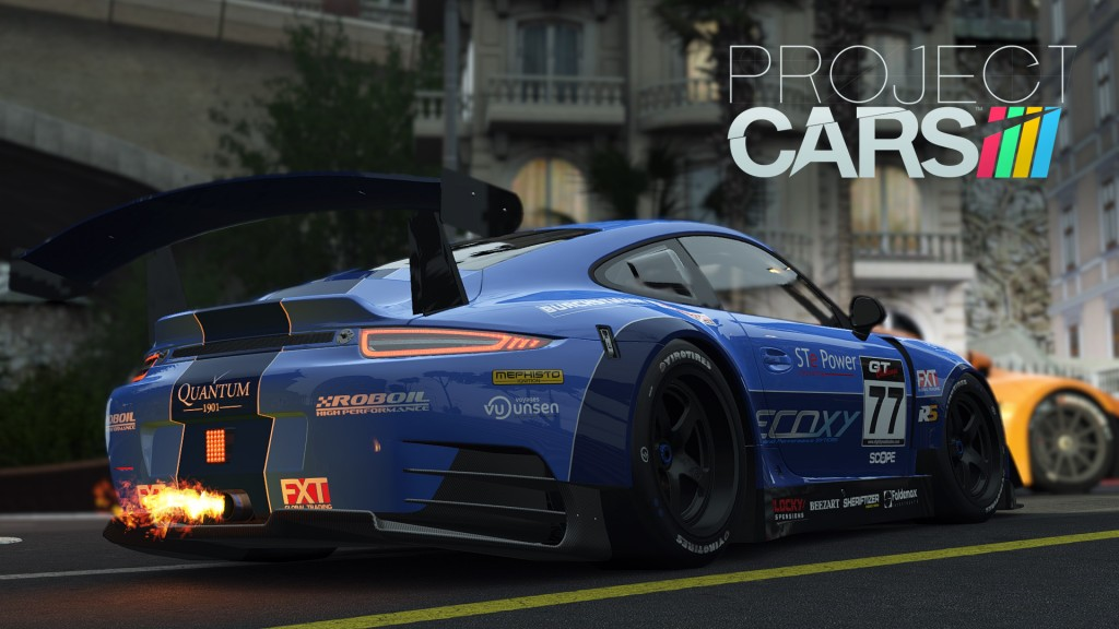 Project CARS Wallpaper
