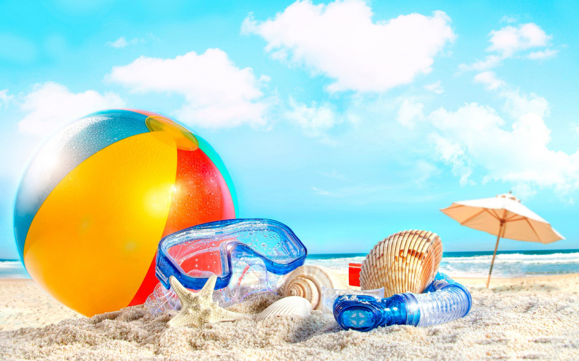 Summer wallpapers pictures images for Ecran photo sun