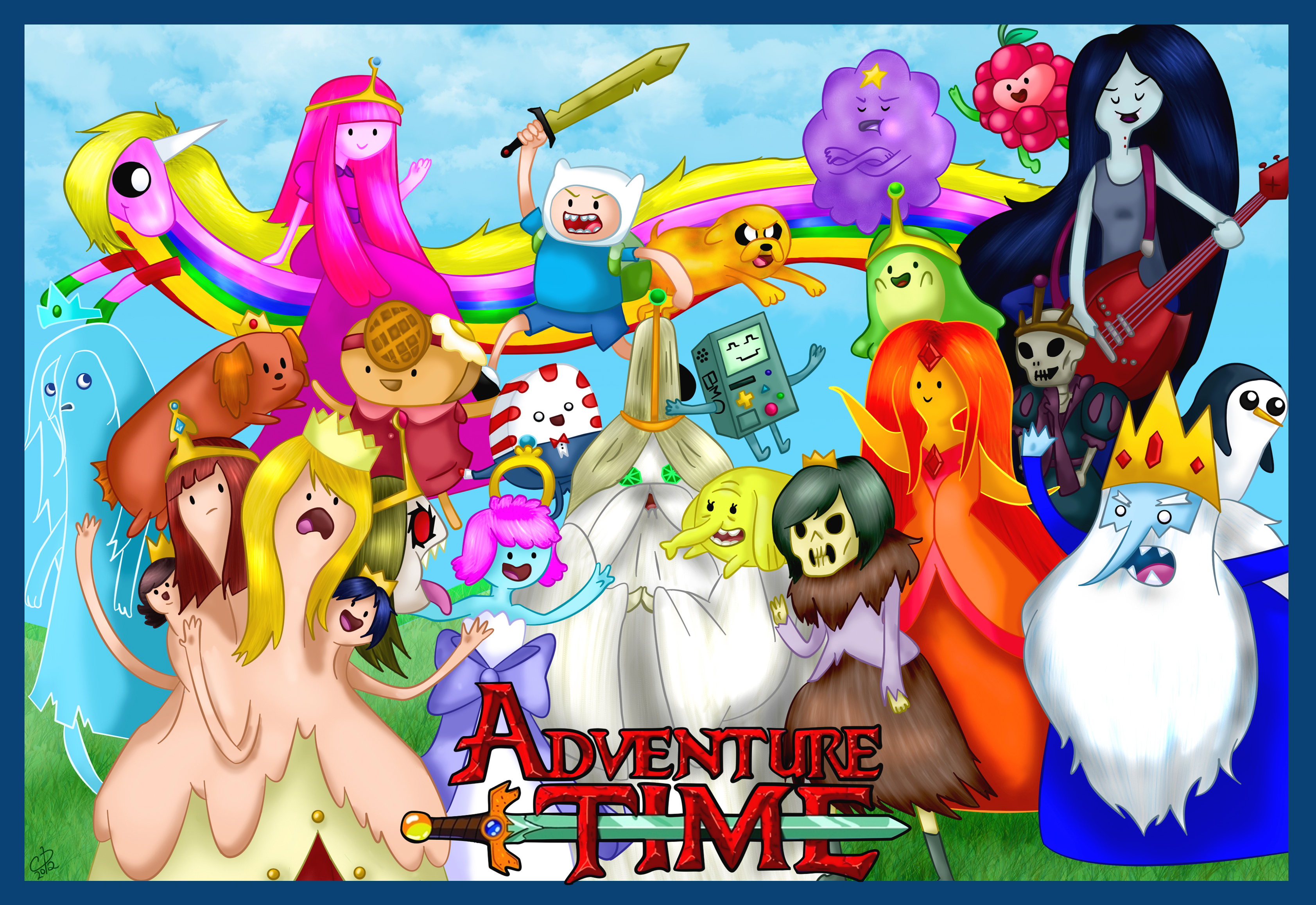 Adventure Time Wallpaper ...