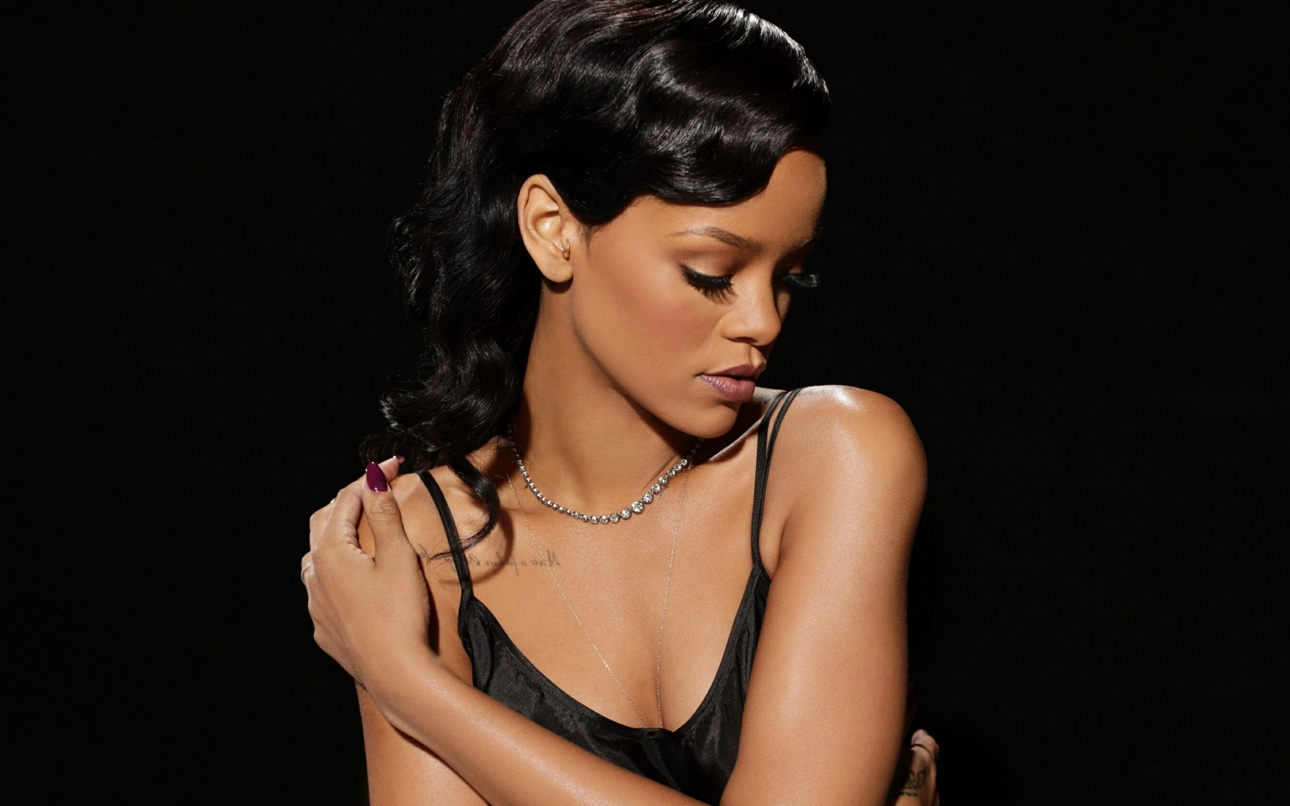 rihanna wallpaper hq wallpaper - photo #13