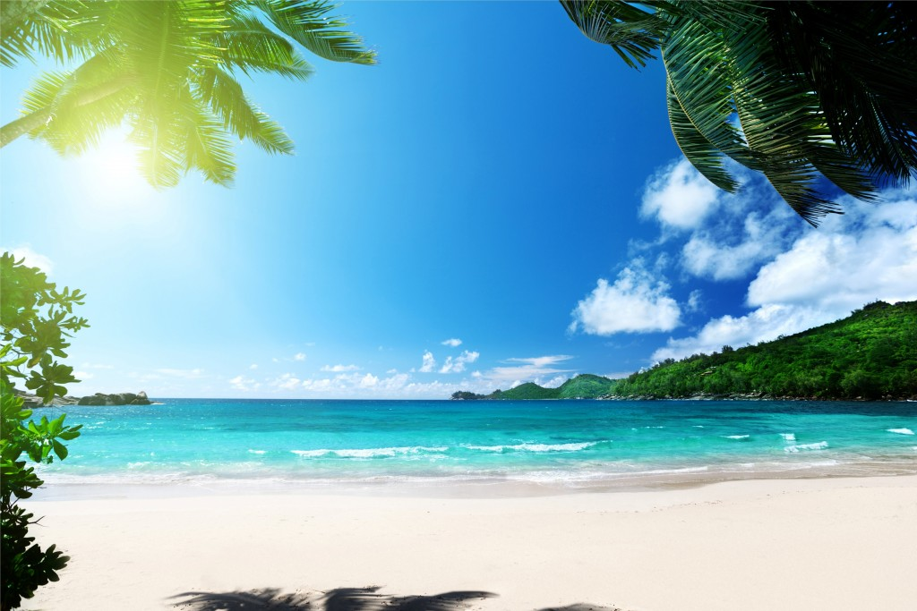 Tropical Beach Wallpaper: Tropical Beach Wallpapers, Pictures, Images
