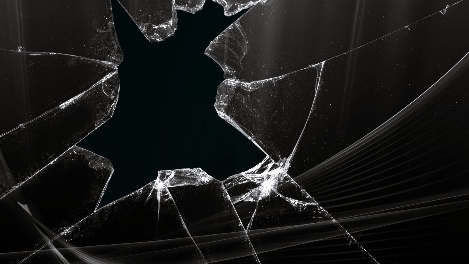 cracked screen wallpaper for - photo #39
