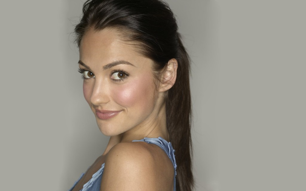 Minka Kelly Wallpaper