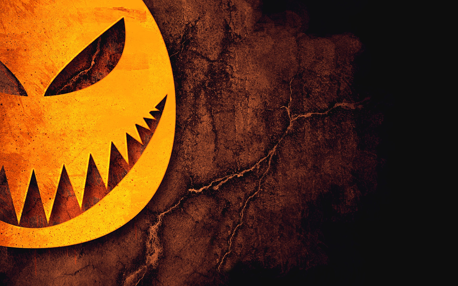 Scary hd wallpapers pictures images - Scary halloween pumpkin wallpaper ...