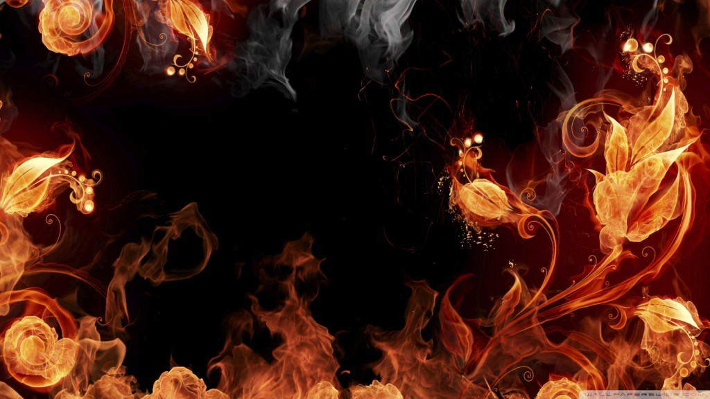 Fire Elemental Wallpaper