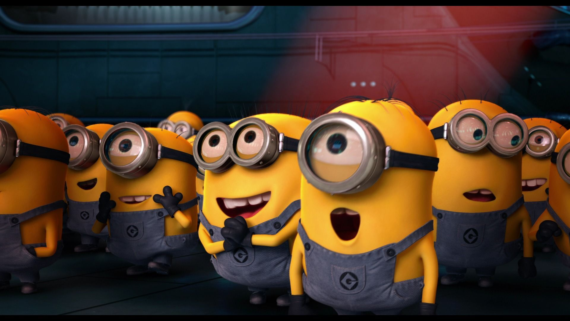 Minions wallpapers pictures images - Despicable minions wallpaper ...