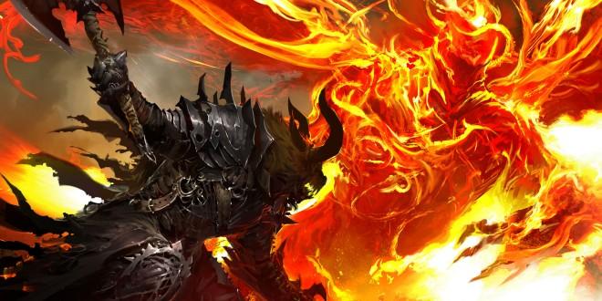 Fire Elemental Wallpapers