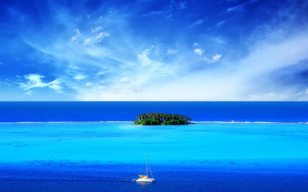 Beautiful Islands Wallpaper