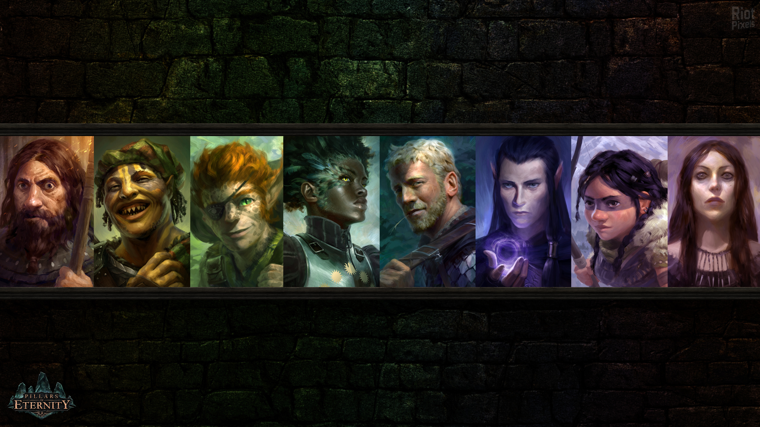 Pillars Of Eternity Wallpaper