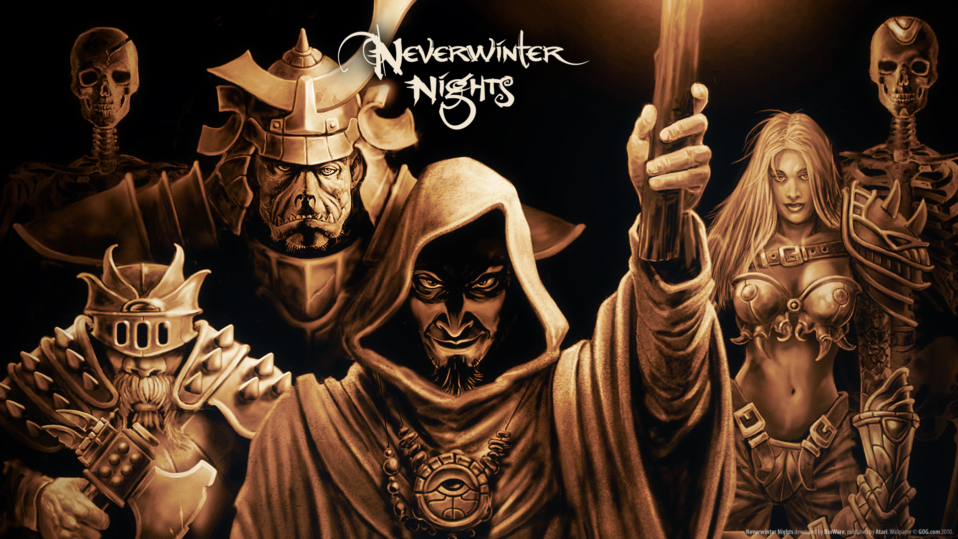 Neverwinter Nights Wallpapers, Pictures, Images