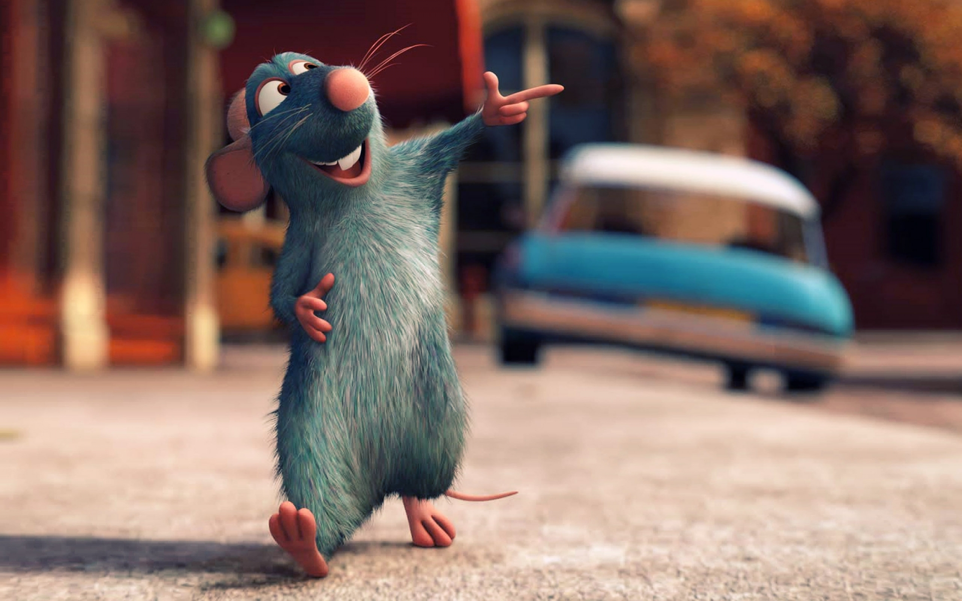 Ratatouille Wallpapers, Pictures, Images