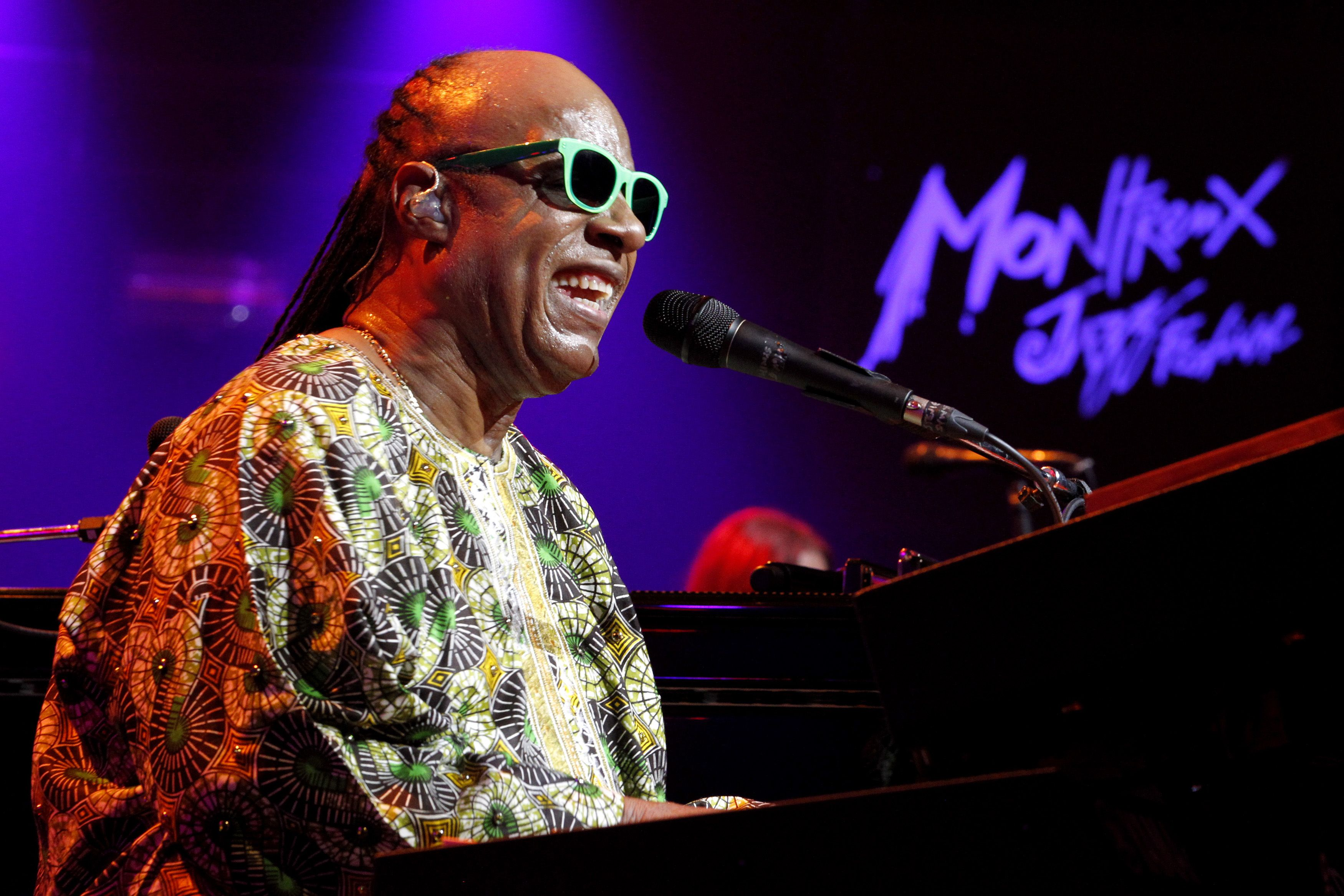 Stevie Wonder Wallpapers, Pictures, Images