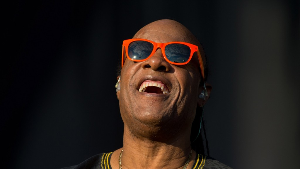 Stevie Wonder Wallpaper